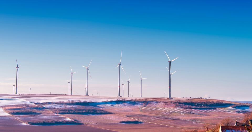 Windkraft Erneuerbare Energien Vortrag Klimawandel
