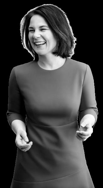 Annalena Baerbock Bundestagswahl 2021 Kanzlerkandidatin
